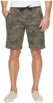 Rip Curl Destination Fleece Shorts Men's Shorts