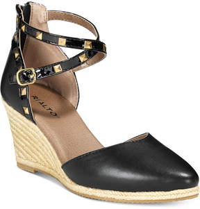 Rialto Campari Espadrille Wedge Sandals Women's Shoes