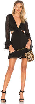 Donna Mizani Gweneth Mini Dress