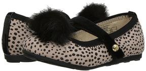 Stuart Weitzman Fannie Cheetah Girl's Shoes