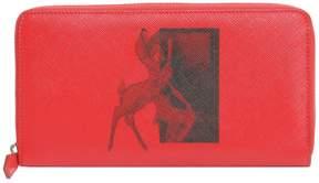 Givenchy Bambi Printed Wallet