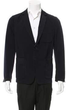 Dries Van Noten Wool Two-Button Sport Coat