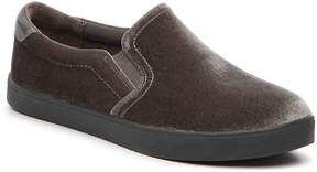 Dr. Scholl's Women's Madison Velvet Slip-On Sneaker