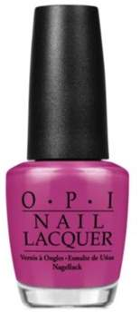OPI Nail Lacquer Nail Polish, Pamplona Purple.