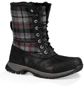 UGG Men's Plaid Waterproof Butte Boots