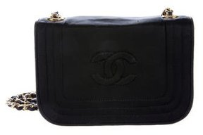 Chanel Satin Shoulder Bag