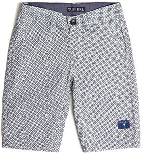 GUESS Printed Poplin Shorts (6-16)