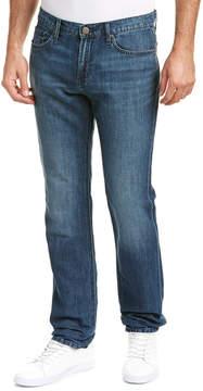J Brand Kane Algol Linen-Blend Straight Leg
