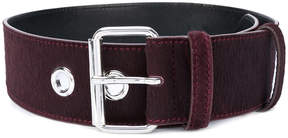 MM6 MAISON MARGIELA classic buckled belt