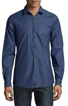 Strellson Sidney Cotton Button-Down Shirt