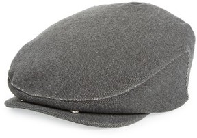Brixton Men's Seth Snap Brim Cap - Black