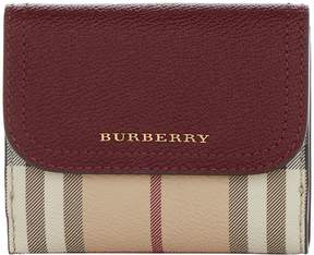 Burberry Luna Wallet - RED - STYLE