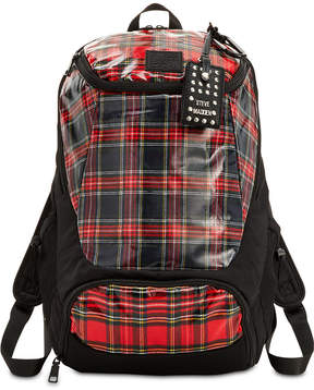 Steve Madden Landyn Plaid Backpack