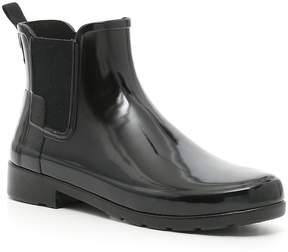 Hunter Gloss Chelsea Boots