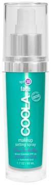 Coola Suncare Classic Face Makeup Setting Spray Spf30
