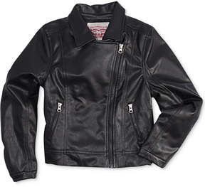 Levi's Faux Leather Moto Jacket, Big Girls (7-16)