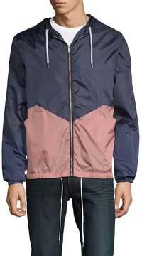 Sovereign Code Men's Carlton Hooded Jacket