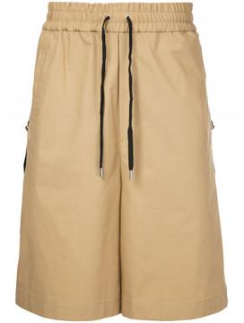 Public School Durero drawstring shorts