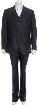 Luigi Bianchi Mantova Three-Button Wool-Blend Suit w/ Tags