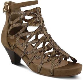 Azura Lydney Caged Sandal (Women's)