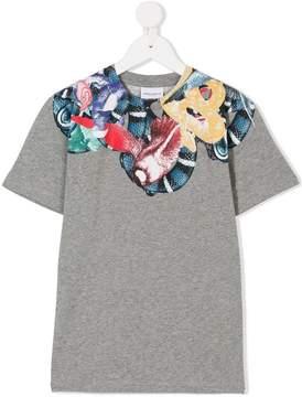 Marcelo Burlon County of Milan Kids Color snake T-shirt