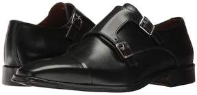 Matteo Massimo Double Monk Cap Toe 17 Men's Lace Up Cap Toe Shoes