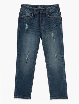 Lucky Brand Rip & Repair Denim Jean