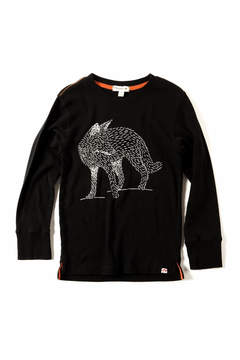 Appaman Black Fox Tee