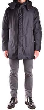 Peuterey Men's Blue Cotton Outerwear Jacket.