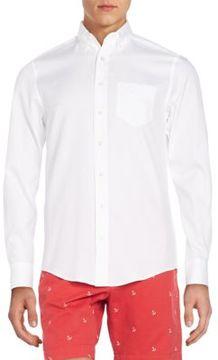 Gant Regular-Fit Woven Cotton Sportshirt