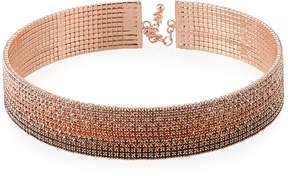 Fragments for Neiman Marcus Ombré Crystal Choker
