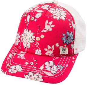 Billabong Girls' Livin It Up Trucker Hat 8149819