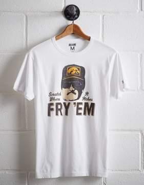 Tailgate Men's Iowa Hawkeyes Fry 'Em T-Shirt