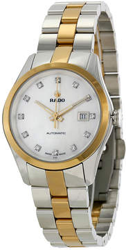 Rado Hyperchrome Lady Jubile Automatic Mother of Pearl Ladies Watch