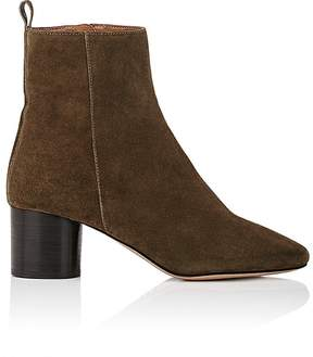 Isabel Marant Women's Deyissa Suede Ankle Boots