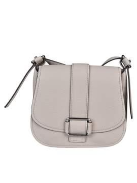Michael Kors Maxine Medium Shoulder Bag - CEMENT - STYLE