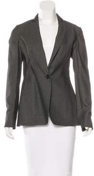 Christian Dior Denim Long Sleeve Blazer w/ Tags