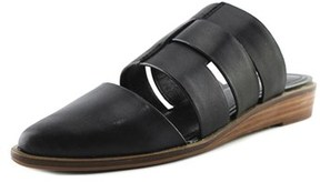 Kelsi Dagger Assembly Pointed Toe Leather Mules.