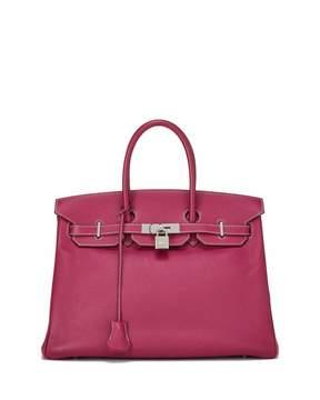 Hermes Vintage Candy Birkin Epsom Leather Satchel Bag, Pink - PINK - STYLE