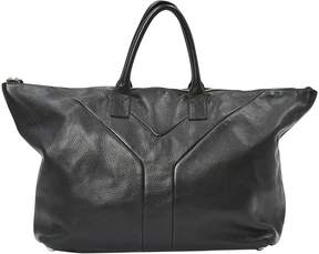 Saint Laurent Easy leather travel bag - BLACK - STYLE