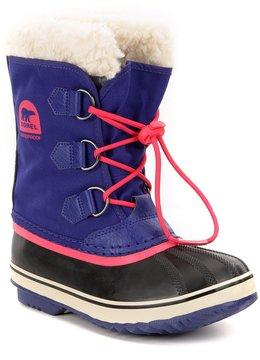 Sorel Kids Waterproof Yoot Pac Nylon Girls Boots