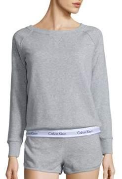 Calvin Klein Underwear Modern Cotton Blend Sweatshirt