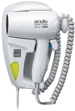 Andis Hang-Up Quiet Turbo Ionic Wall Mount Hair Dryer