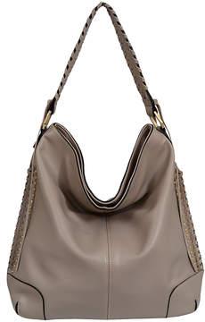 Mellow World Taupe Darcy Hobo Bag