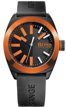 HUGO BOSS Orange 1513054 Black Analog Quartz Men's Watch