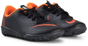 Nike Black and Orange MercurialX Vapor XII Academy Crafted trainers