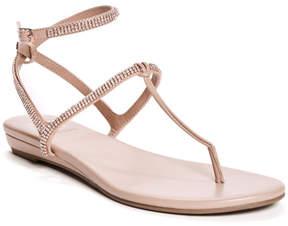 GUESS Brightly Rhinestone Strap Sandals
