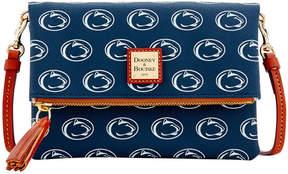 Dooney & Bourke Penn State Nittany Lions Foldover Crossbody Purse