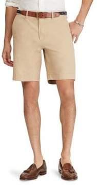 Polo Ralph Lauren Newport Khaki Stretch Pima Cotton Shorts