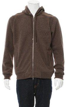 Louis Vuitton Monogram Wool Sweatshirt